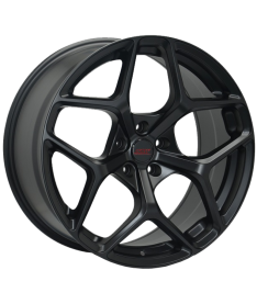 SSW DOMINATE 17X7 4X100 MATTE BLACK