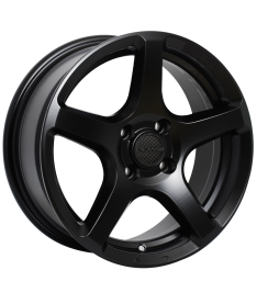 PDW C-SPEC2 15X6.5 4X100 SATIN BLACK