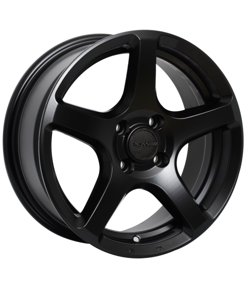 PDW C-SPEC2 15X6.5 5X114.3 SATIN BLACK