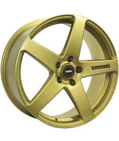SIMMONS FRC 20X8.5 5X108 GOLD