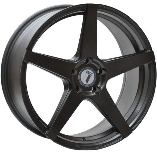 AFTERMARKET REPLICA WHEELS MERCEDES AZIO 19X8.5 5x112 SATIN BLACK