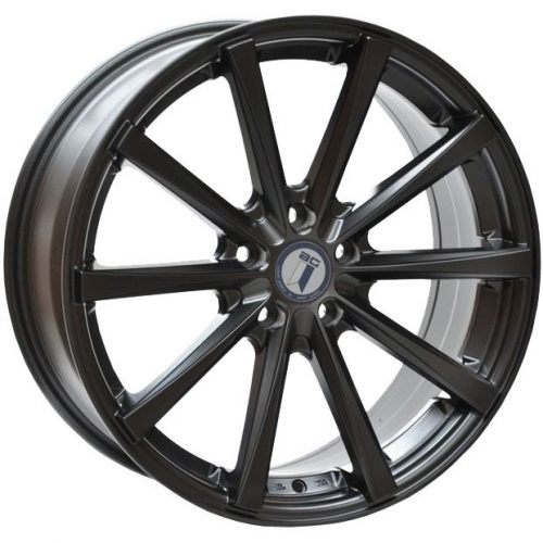 AFTERMARKET REPLICA WHEELS MERCEDES CONCAVE 20X9.5 5x112 SATIN BLACK