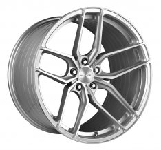 STANCE SF-03 22x9 5X127 SILVER BRUSHED FACE