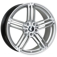 AFTERMARKET REPLICA WHEELS AUDI RS6 20X9 5x130 HYPER SILVER