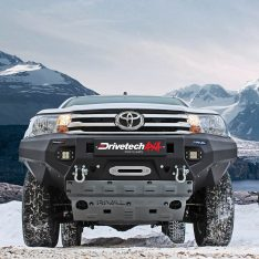 Rival 4×4 Bull Bar to suit Toyota Hilux N80