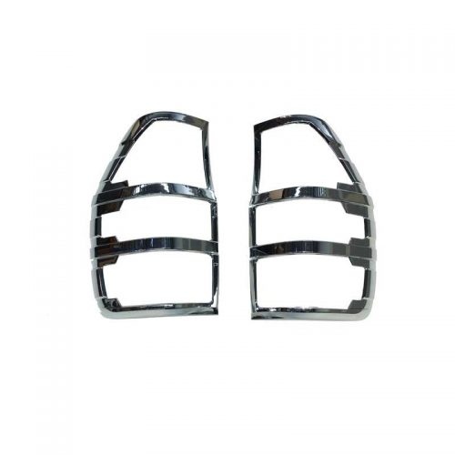 Chrome Tail Light Trims to suit Ford Ranger PX