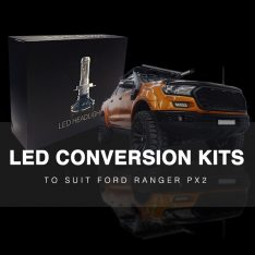 LED Conversion Kit to suit Ford Ranger MKII