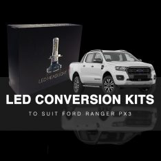 LED Conversion Kit to suit Ford Ranger MKIII 2019