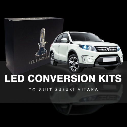 LED Conversion Kit to suit Suzuki Vitara 2016-2019