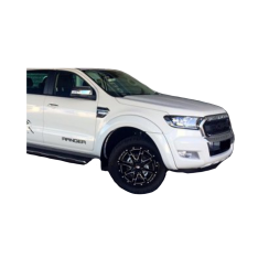 EGR Smooth Style Flares to suit Ford Ranger PX2