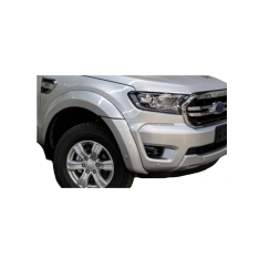 EGR Smooth Style Flares (Front Only) to suit Ford Ranger PX3