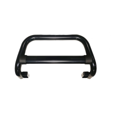 Black Nudge Bar to suit Toyota Hilux N80