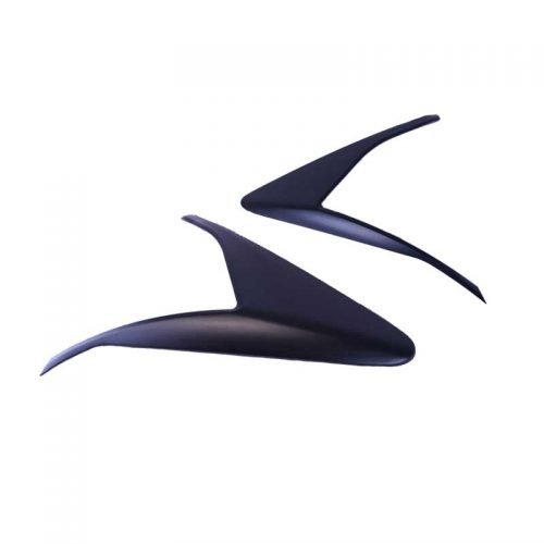 Black Taillight Trims to suit Mitsubishi Pajero Sport