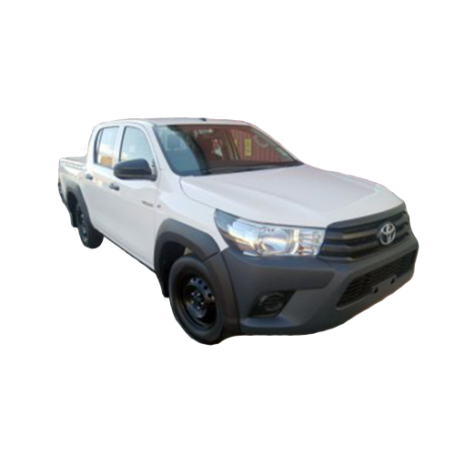 EGR Smooth Style Flares to suit Toyota Hilux N80 Narrow Body