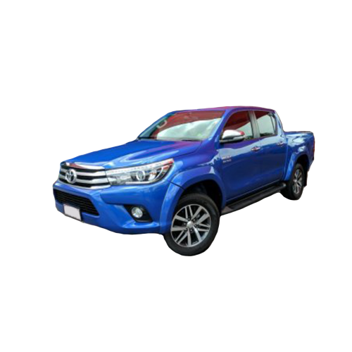 ToyotaHiluxWideBodyFenderFlaresFULLSET