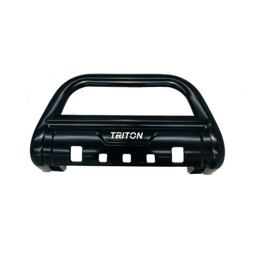Black Nudge Bar to suit Mitsubishi Triton MQ