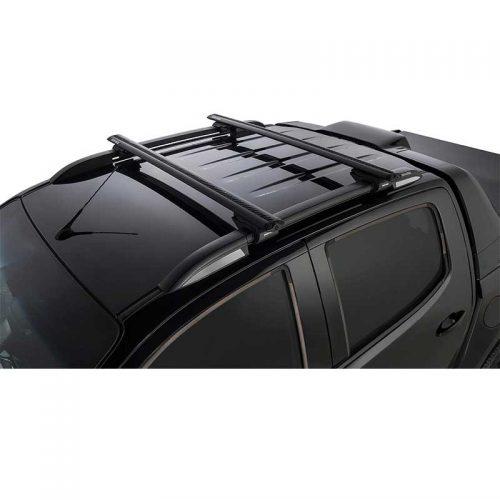 Black Rhino Roof Racks Vortex SX to suit Holden Colorado RG Z71