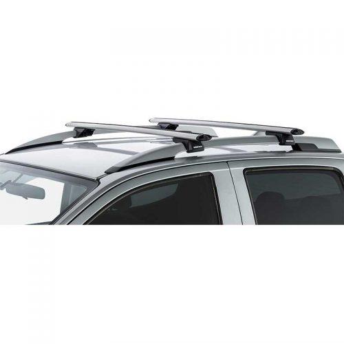 Silver Rhino Roof Racks Vortex SX to suit Isuzu Dmax