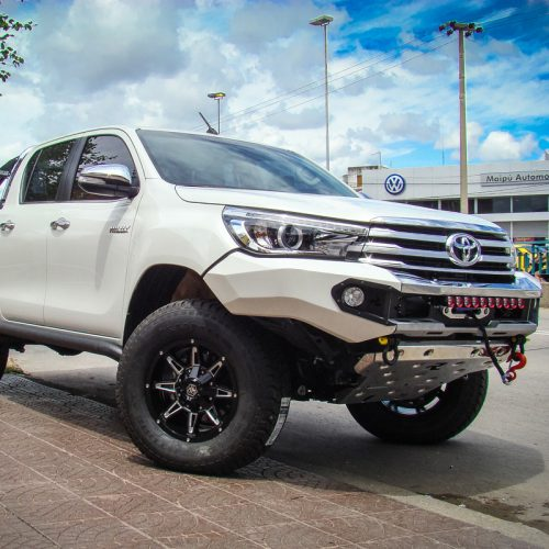 Rhino Bull Bar to suit Toyota Hilux N70