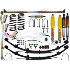 4-5 Inch Lift Kit Suitable For Nissan Patrol GU (Leaf Rear) with Tough Dog Shocks