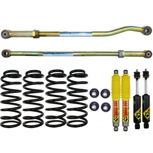 Tough Dog 80mm Lift Kit Suitable For Suzuki Jimny
