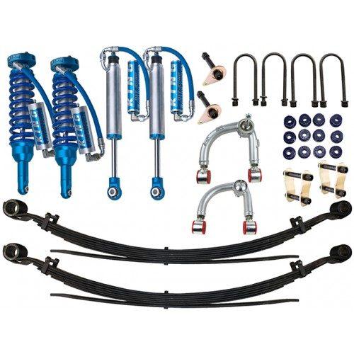 King Shocks 2.5 OEM Performance Series 2 Inch Lift Kit Suitable For Ford Ranger/Mazda BT-50 2012 on