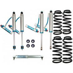 King Shocks 2.5 OEM Performance Series 2 Inch Lift Kit Suitable For Toyota Landcruiser 80/105 Series