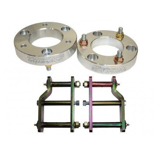 40mm Lift Kit Suitable For Nissan Navara D40 (Basic Kit)