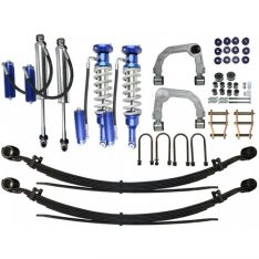 Adjustable Monotube 2.5 Remote Reservoir 4 Inch Lift Kit Suitable For Toyota Hilux 2015 on