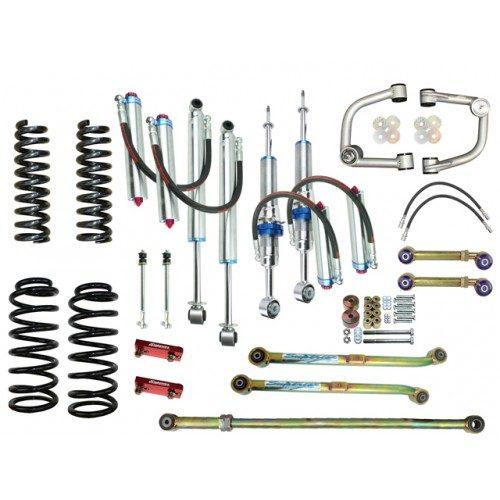 Remote Reservoir 4 Inch Lift Kit Suitable For Toyota Prado 150 Series