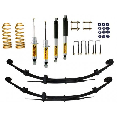 Tough Dog 40mm Lift Kit Suitable For Ford Ranger/Mazda BT-50 Series 2 (Stage 2)