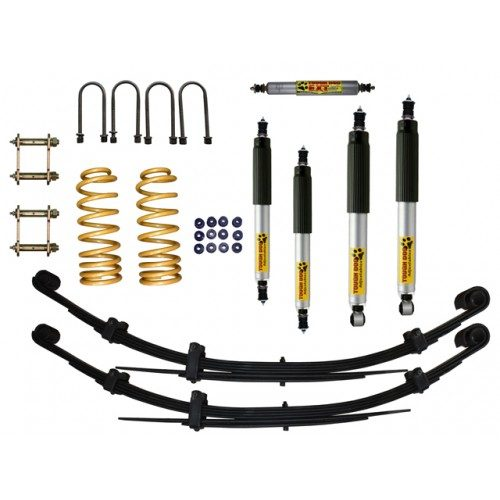 Tough Dog 2 Inch Lift Kit Suitable For Nissan Patrol GU Leaf Rear (Stage 2)